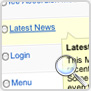 Latest news :: Display a list of links to most recently added articles, especially useful for news articles.